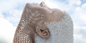 Las esculturas imposibles de Chad Knight