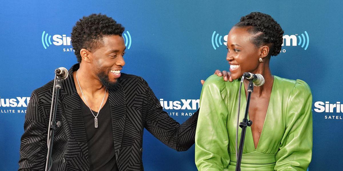 Weight loss diet Black Panther co-star Lupita Nyong'o writes touching tribute to Chadwick Boseman - digitalspy.com thumbnail