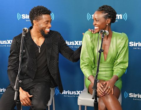 Lupita Nyong O Writes Tribute To Black Panther S Chadwick Boseman