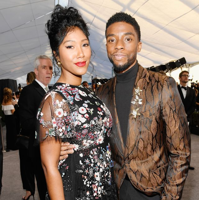 What to Know About Chadwick Boseman's Wife Taylor Simone Ledward