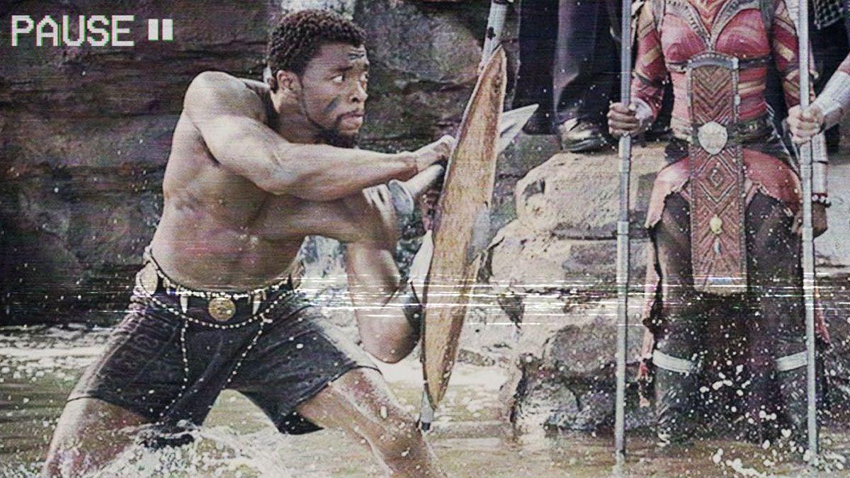 El entrenamiento que convirtió a Chadwick Boseman en superhéroe en 'Black Panther'
