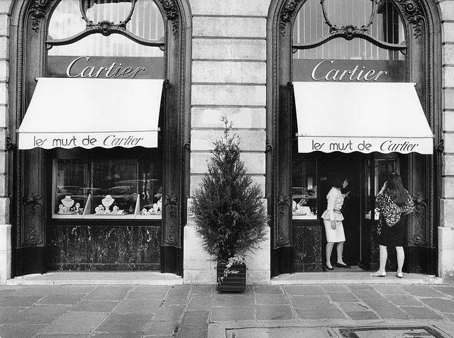 cartier paris place vendome