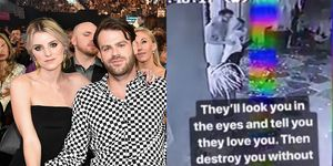 Alex from The Chainsmokers' girlfriend allegedly caught him cheating on CCTV