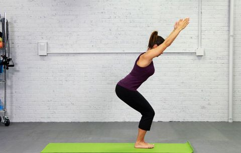 4 Yoga Poses That Will Raise Your Heart Rate