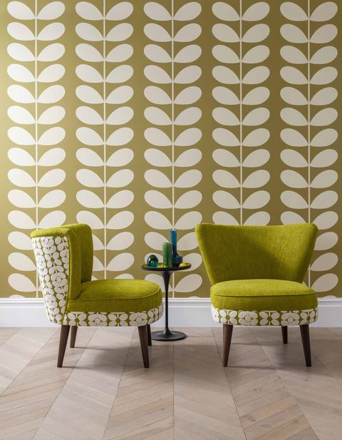 Orla Kiely Launches Furniture Collection With Barker And