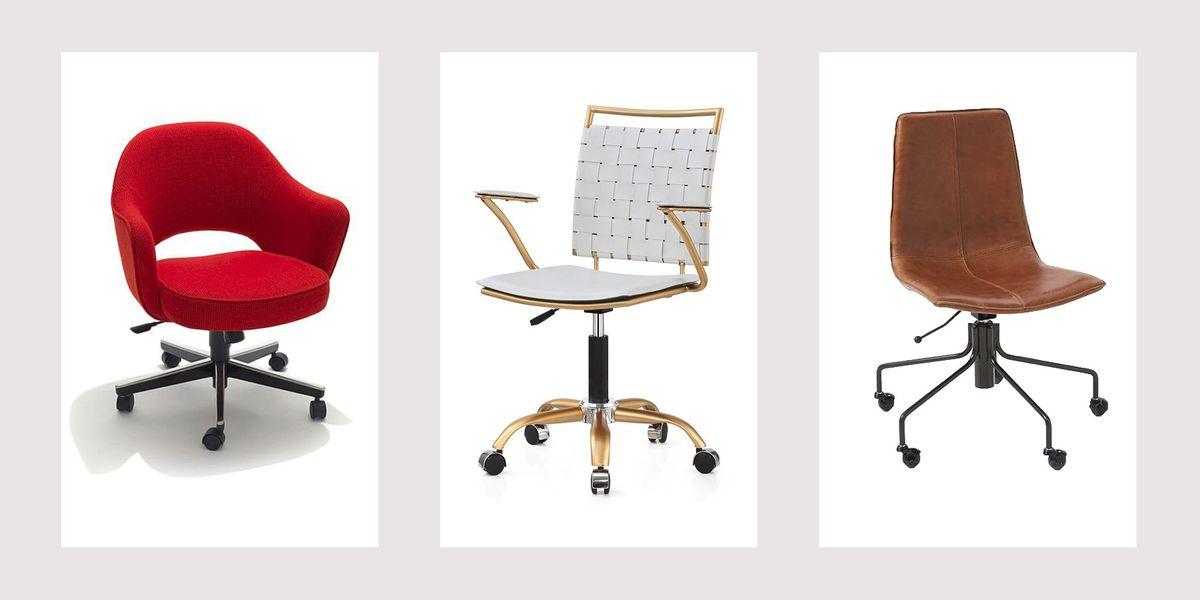 10 Stylish Office Chairs Modern Amp Comfortable Swivel