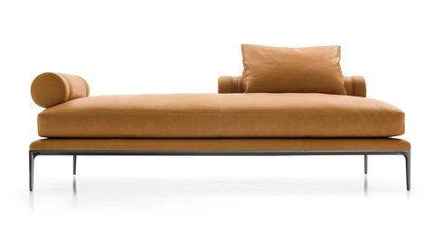 Salones: muebles en tendencia. Sofá sin brazos