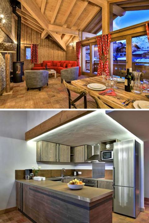 Best catered ski chalets