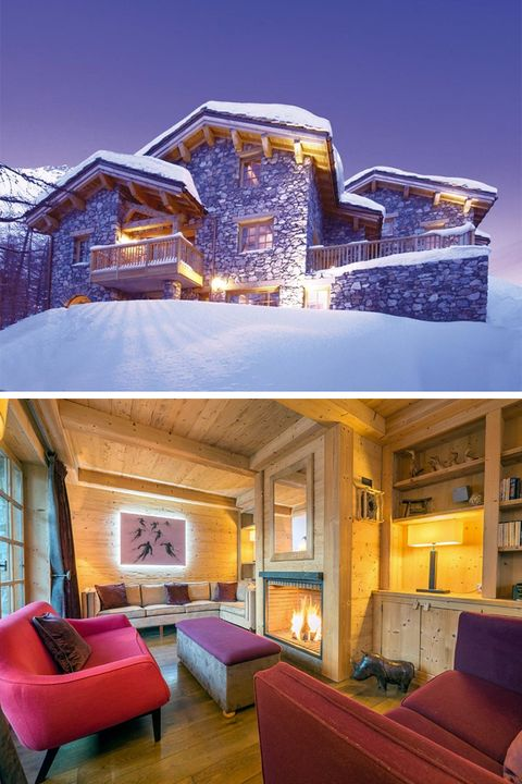 Catered ski chalets - chalet Davos