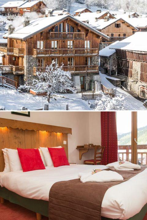 Best catered ski chalet - Chalet Jolie
