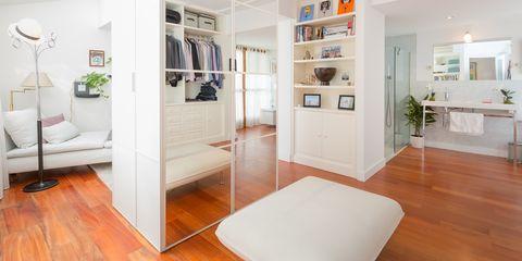 Chalet luminoso de cinco habitaciones en Madrid