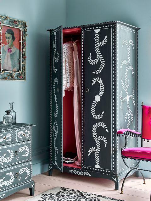 12 Best Chalk Paint Colors Pretty, Bedroom Furniture Paint Ideas