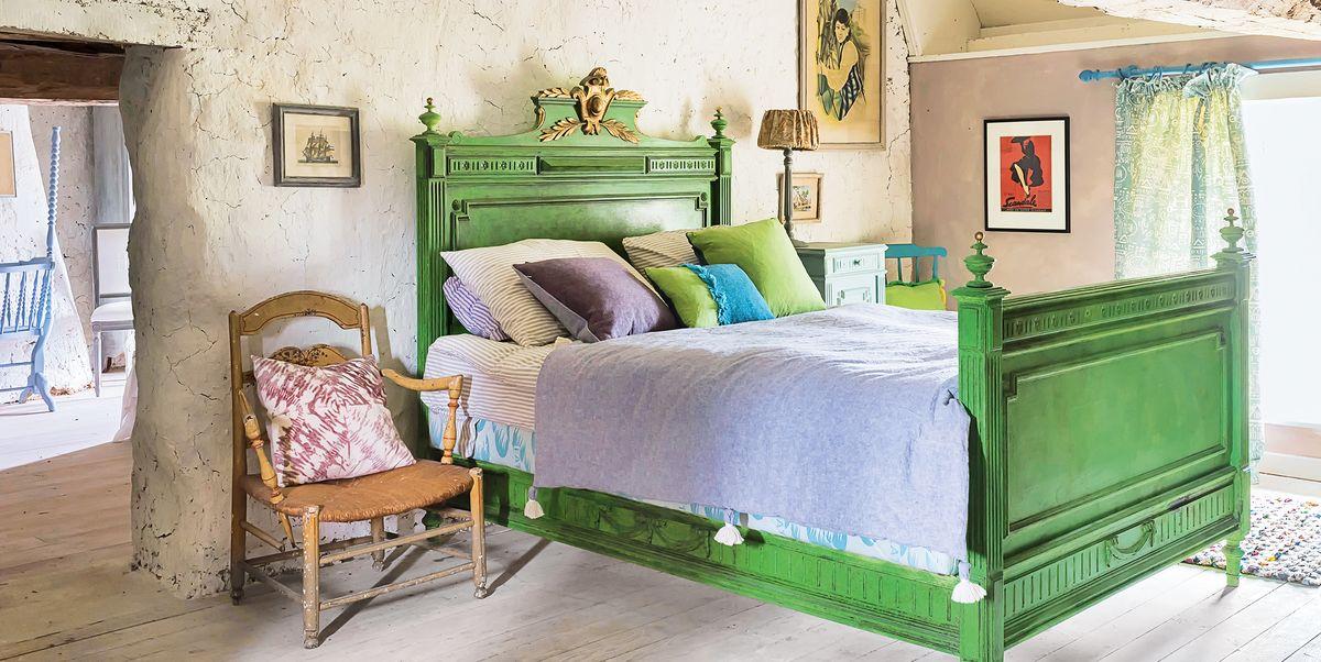 12 Best Chalk Paint Colors Pretty, Chalk Painted Bedroom Furniture Ideas