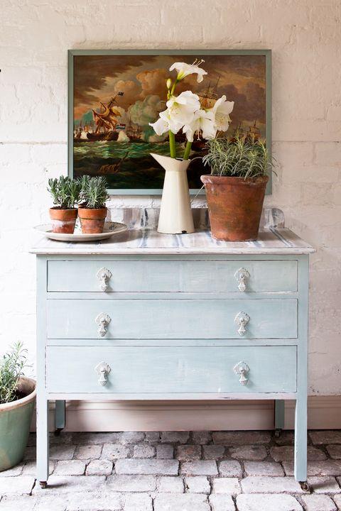 12 Best Chalk Paint Colors Pretty, Grey Chalk Paint Furniture Ideas