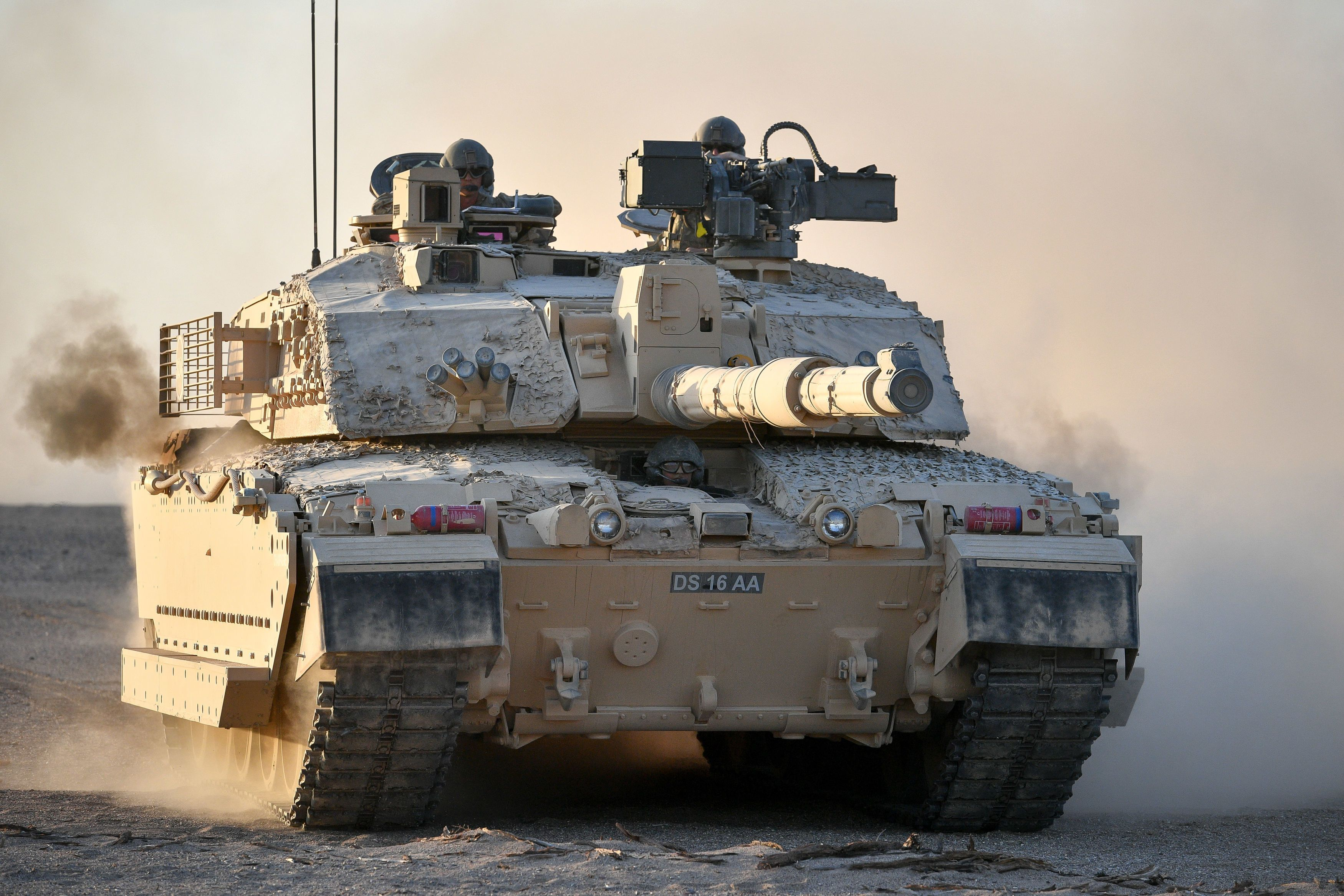 British Army Proposes Eliminating Tanks Military Tank News