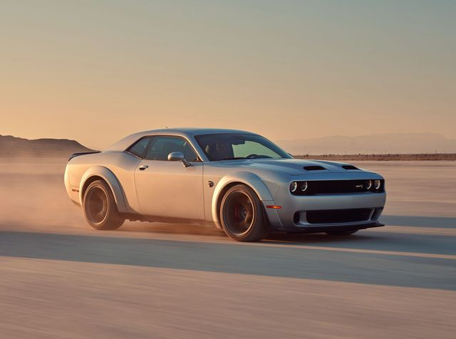2019 Dodge Challenger Srt Hellcat Review Pricing And
