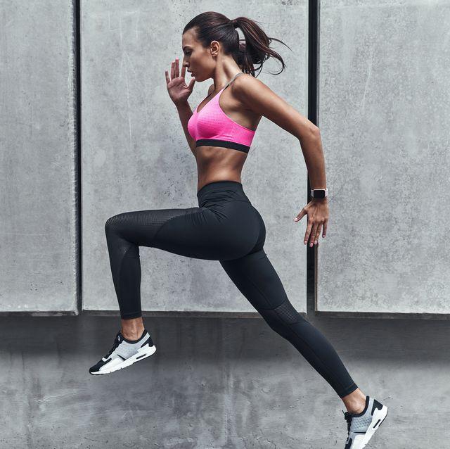 sportlegging met zakken handig met hardlopen
