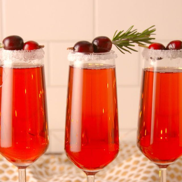 17 Best Champagne Cocktail Recipes Easy Drink Ideas With Champagne