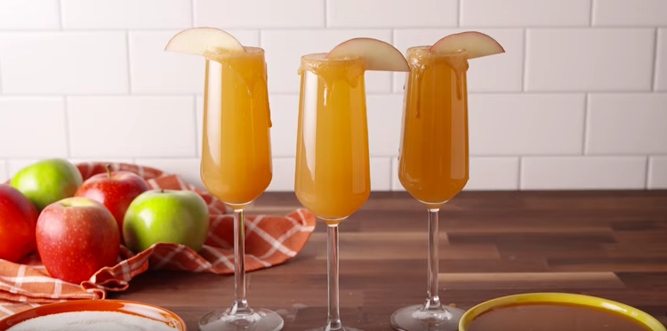 "10 Champagne Cocktails That Are So Good You'll Never Stop Saying ""Cheers"""