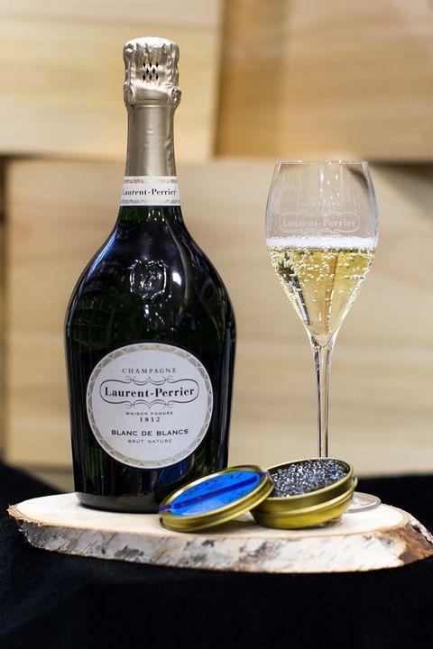 pack para el dia del padre 2021 de laurentperrier y caviar baikal, disponible en mantequerías bravo