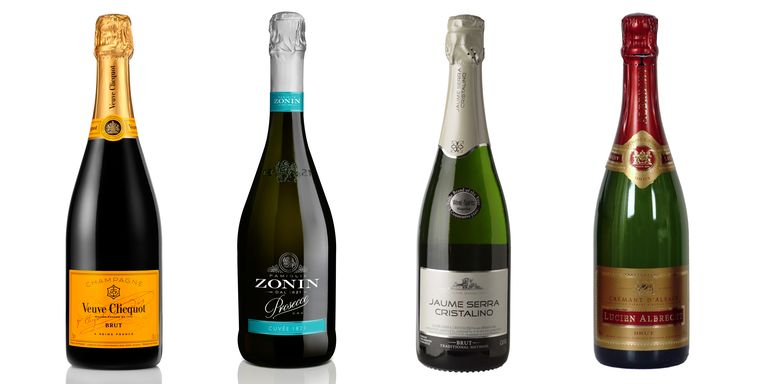The best champagne for mimosas 7 champagne bottles to for What is rose champagne