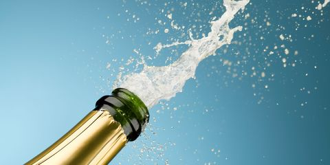 champagne, orgasm,
