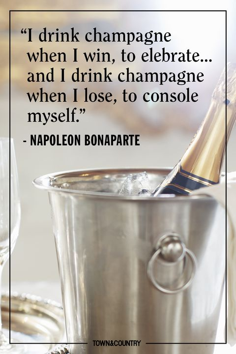 10 Famous Quotes From Great Women In History: Famous Sayings About Champagne