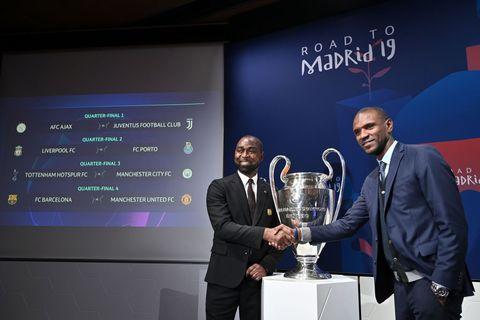 Champions League: ya están aquí los cuartos de final