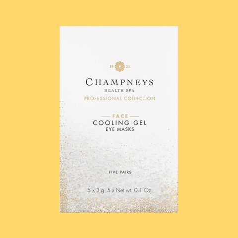 Champneys Professional Collection Cooling Gel Eye Mask