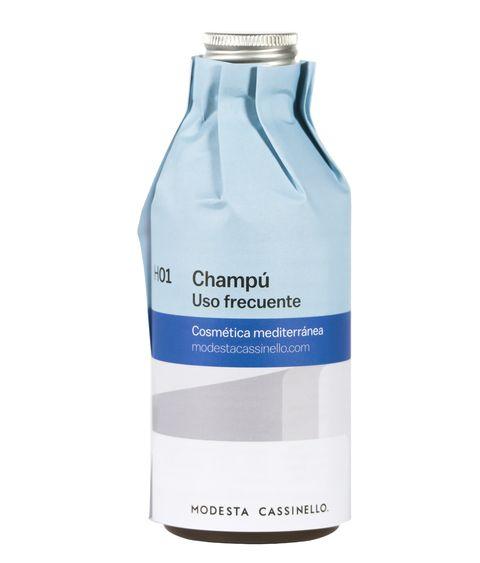 modesta cassinello champu uso frecuente