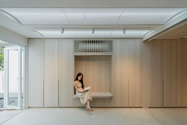 three stages for air di pencil office