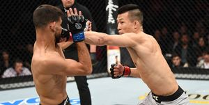 UFC Fight Night: Korean Zombie v Rodriguez