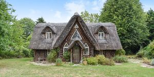 Swiss cottage for sale in the countryside