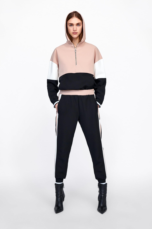 ideale che Zara con invita ti tacchi prende a una tuta indossarlo da indossare 0nvmwNO8