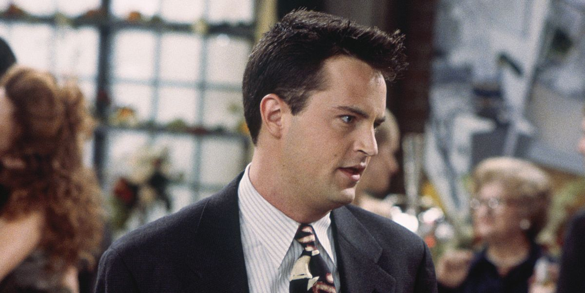 Matthew Perry's Favourite Chandler Bing Joke