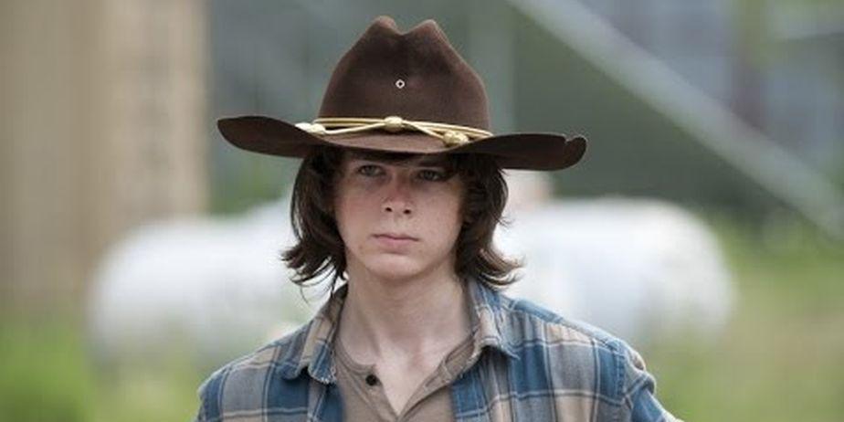 'The Walking Dead': las verdaderas razones por las que Carl Grimes dejó la serie