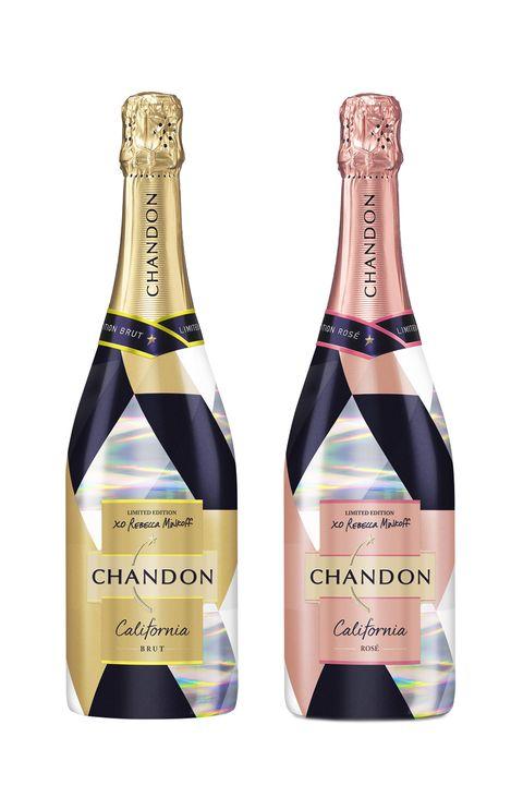 Champagne, Drink, Product, Wine, Alcoholic beverage, Glass bottle, Bottle, Sparkling wine, Wine bottle, Label,