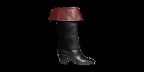 Footwear, Boot, Shoe, Brown, Knee-high boot, Riding boot, Rain boot, Leg, Joint, Durango boot,
