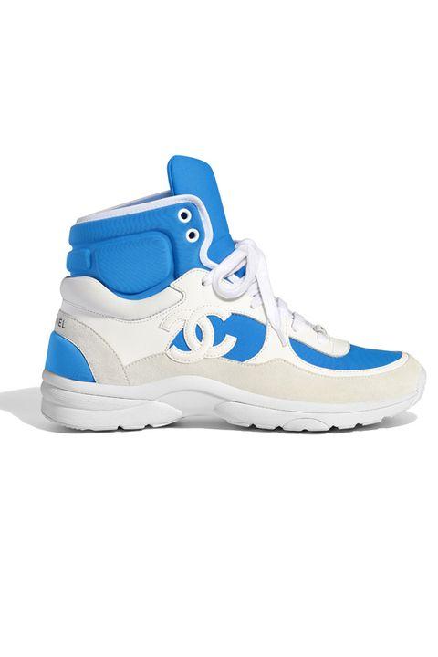 白球鞋,小白鞋,名牌球鞋,運動鞋,CHANEL,LV,HOGAN,MARC JACOBS,MICHAEL KORS