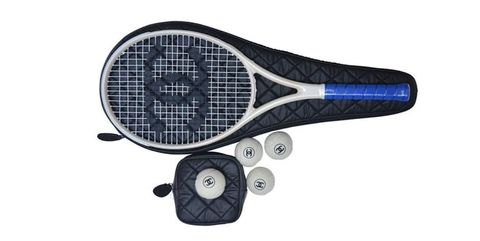 chanel tennis raquet