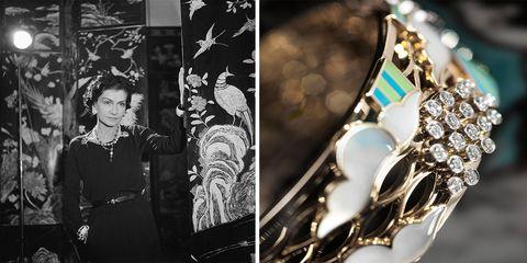 香奈兒,chanel,高級珠寶