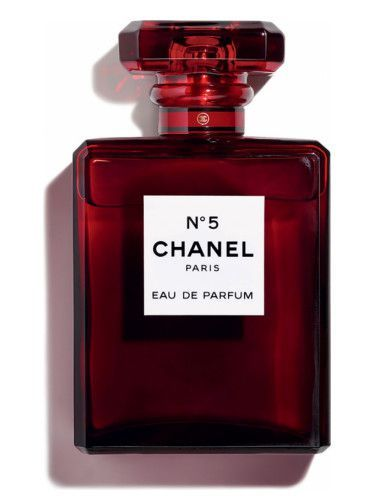 Chanel no 5 red edition