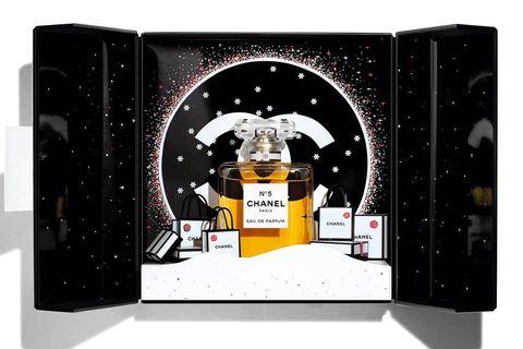 香奈兒聖誕禮盒