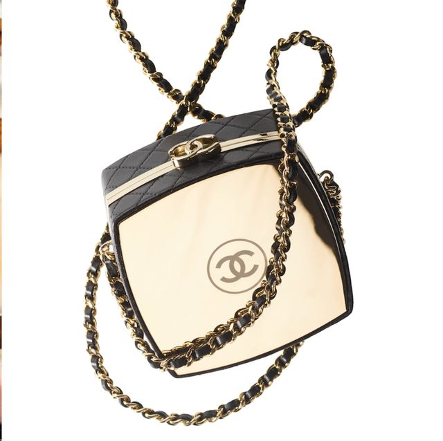 chanel 2021秋冬把經典粉餅盒變成包包太可愛!20款香奈兒迷 下半年值得入手的精品包推薦