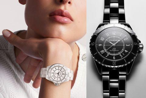 第一支機械錶推薦!香奈兒j12、勞力士等必懂女錶經典款top6