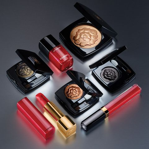 Chanels N5 Lipstick Is Launching For Party Season Maximalisme De