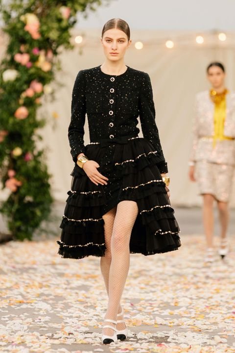 chanel couture ss21