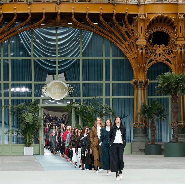 Chanel cruise 2020