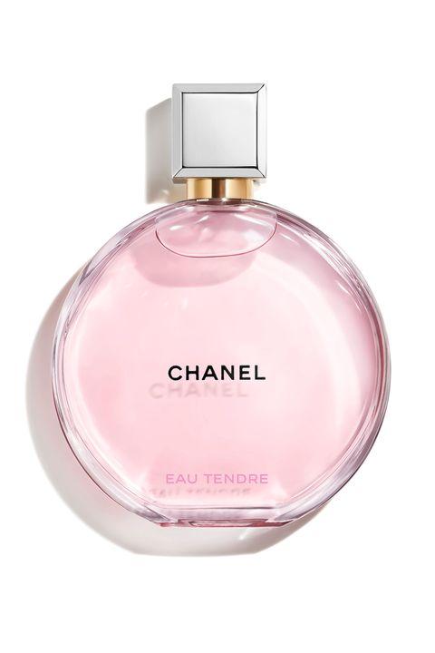 Chanel Eau Tendre new fragrance