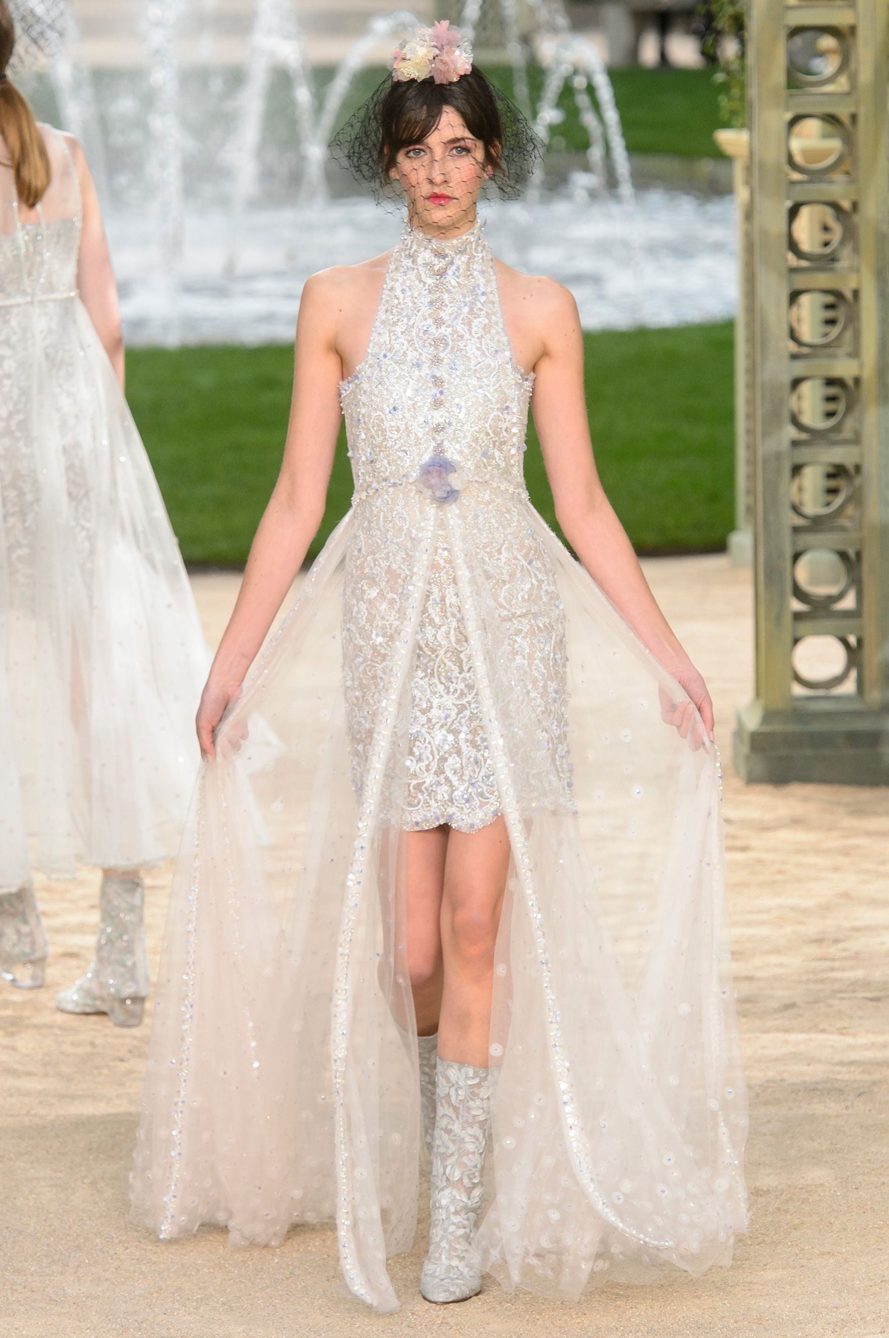 The best bridal looks of spring 2018 haute couture haute couture the best bridal looks of spring 2018 haute couture haute couture wedding gowns junglespirit Gallery